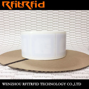 13.56MHz Programmable Printable RFID Book Tags