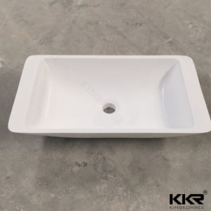 Wholesale Modern Bathroom Furniture Stone Bathroom Sink pictures & photos