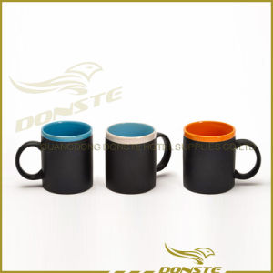 The Black Glaze Mugs