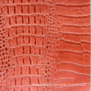 PVC Faux Leather for Handbag/Upholstery pictures & photos