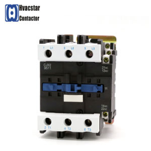 Magnetic Contactor, Cjx2-9511 AC Contactor 95A with UL Approved pictures & photos