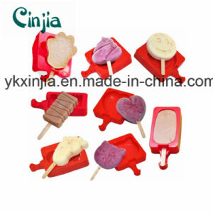 Summer Kitchenware Silicone Ice Cream Mold-Xjt6 pictures & photos