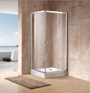 Bathroom Best Price Economy 4/5mm Corner Entry Shower Enclosure (EC-CE76) pictures & photos