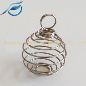 Custom Ball Shaped Iron Light Spring