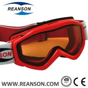 Reanson Anti-Fog 100% UV Cut Double Lenses Snowboard Ski Goggles pictures & photos
