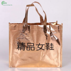 2017 Hot Selling Eco-Friendly Fashion Customized Logo Non Woven Bag (KG-PN013) pictures & photos