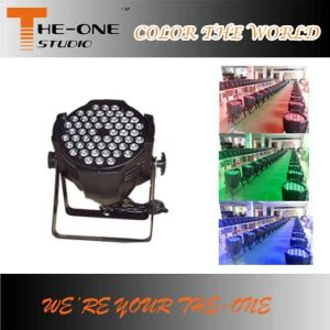 Indoor 54X3w RGBW Stage LED Lighting pictures & photos