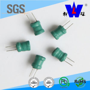 High-Frequency Power Choke Coil Wirewound Inductor for LED with RoHS pictures & photos
