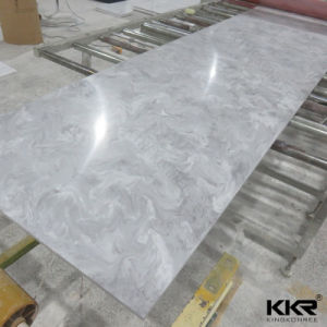 China Buliding Material 6mm Marble Solid Surface pictures & photos