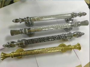 Factory Sale Aluminum Handle Furniture Cabinet Hardware Door Pull Handle pictures & photos