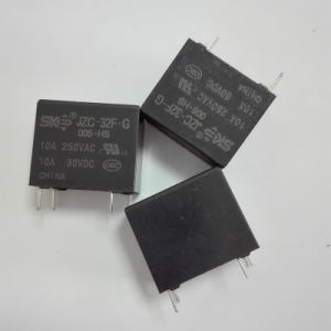 5V, 0.2W High Capacity Sensitive Type Power Relay with UL, TUV (JZC-32F)