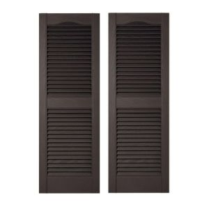 Top Selling Window Shutter Green Solid Wood pictures & photos