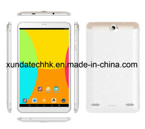 4G Tablet PC Quad Core Mtk8392 8 Inch Ax8