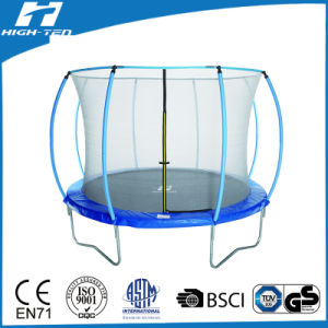 14FT Elegant Lantern Trampoline with Safety Net pictures & photos