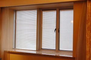 Magnetic Window Blinds pictures & photos