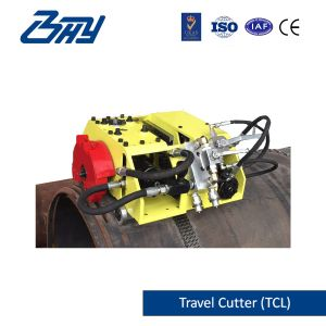 Hydraulic Travel-Cutter/ Pipe Cutting and Beveling Machine (TC0672) pictures & photos