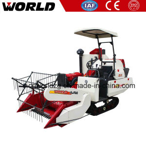 Chinese Chain Type Mini Rice Combine Harvester for Sale pictures & photos