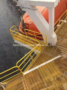 USCG Phenolic Fiberglass Grating, Pultruded/Molded Grating, FRP/GRP Grating, pictures & photos