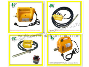 2300W High-Frequency Concrete Vibrator Wacker Type Hot Sale Model pictures & photos