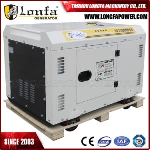 10kVA 10kw 3 Phase Air Cool Silent Diesel Generator pictures & photos