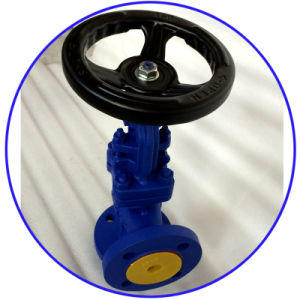 Casting Steel Angle Globe Valve 90d pictures & photos