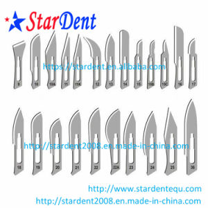 Medical Disposable Stainless Steel Dental Surgical Blades pictures & photos