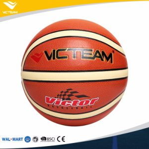 Elaborate Scuff-Resistant Wound Carcass Basketball pictures & photos