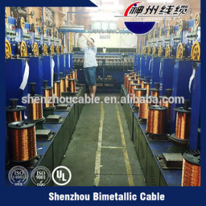 Wholesale Enameled CCA Wire 155class 0.42mm pictures & photos