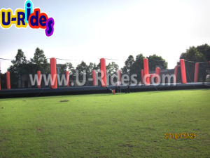 Inflatable Paintball Netting For Paintball Bunker pictures & photos