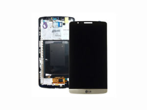 Mobile Phone LCD Display with Frame for LG G3 pictures & photos
