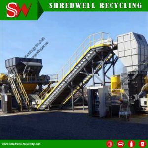 Waste Metal Recycle Line with Ce Certification pictures & photos