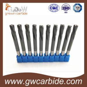 High Precision Solid Carbide Reamer pictures & photos