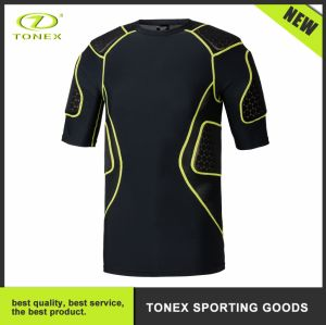 Rugby Tennis Baseball High Elasticity Breathable Compression Anti Sports Wear pictures & photos