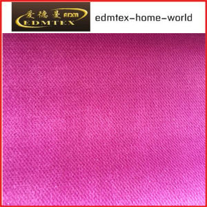 Knitting Velvet Fabric of 2016 Polyester Textile Fabric (EDM529)