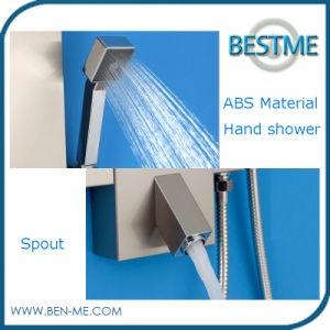 Modern Stainless Steel Shower Panel (BF-W015) pictures & photos