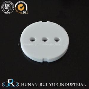 High Abrasive Resistant Alumina Ceramic Disc Valve Ceramic Disc for Water Valve pictures & photos
