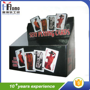 Playing Cards in Display Box pictures & photos