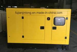 56kVA/45kw Silent Diesel Generator Set Power by Cummins Engine pictures & photos