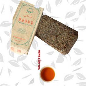 Golden Flower Brick Tea pictures & photos