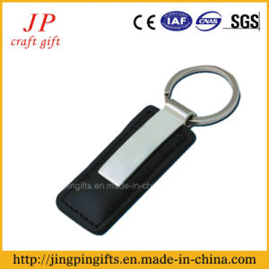 2017 Hot Sale High Quality Custom Leather Keychain pictures & photos
