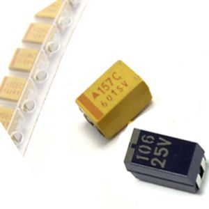 B Case (3528) SMD Tantalum Capacitor pictures & photos