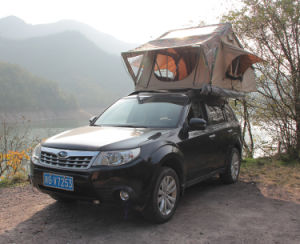4X4 Road Trip Over Land Truck Roof Top Tent for Camping pictures & photos