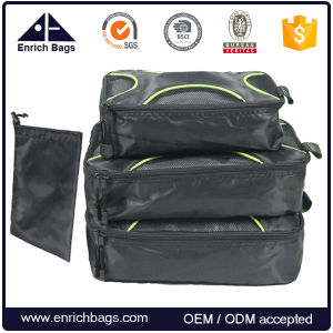 Enrich Travel Storage Bag with Laundry Bag - 4 PCS Set Packing Cubes pictures & photos