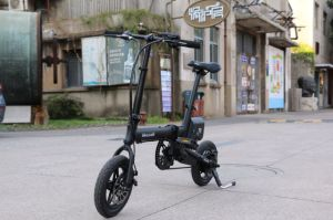12′′ Aluminum Alloy Folded Electric Bike with Lithium Battery (Ideawalk F1) pictures & photos