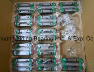 Original Taiwan Hiwin Brand Linear Guideway and Block Bearing pictures & photos