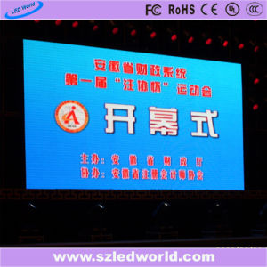 P6 Indoor Fixed Full Color LED Digital Electronic Billboards Manufacturer pictures & photos