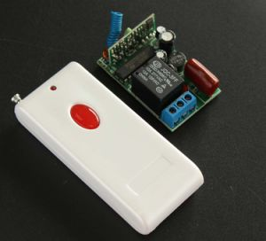220V 1CH Wireless Remote Switch Controller Receiver pictures & photos