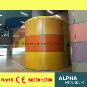 Outdoor and Indoor Aluminum Metal Wall Cladding Panels Facades pictures & photos