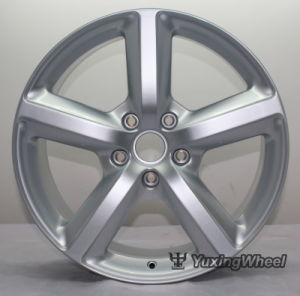 White Chrome Alloy Wheels 20inch Car Rims for Audi pictures & photos