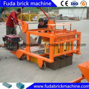 Movable Diesel Brick Making Machine with Ce Certificate pictures & photos